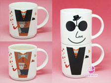 couple mug CD1001W-110114AB