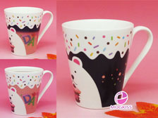 Color changing mug CD145W-B1372
