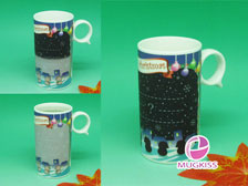 Greeting card mug CD10121W-X11783
