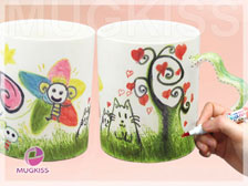 Drawing Mug EE458W