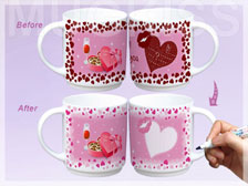 Greeting card mug ED1001-11903