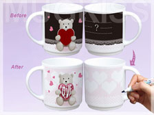 Greeting card mug ED1001-V11618D