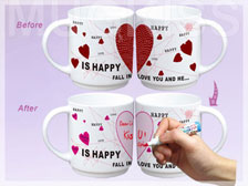 Greeting card mug ED1001-V11736B