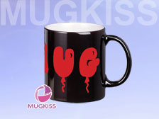 HMC1124W-F/B/HUG Color changing mug,Coating mug  +86-20-34881686