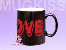 Wholesale magic mug HCD11248W-F/B/LOVE