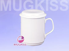 Wholesale White coated mug HD175W